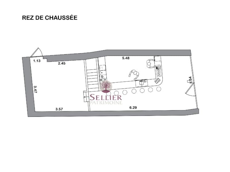 Sale empty room/storage Paris 4ème 1100000€ - Picture 11