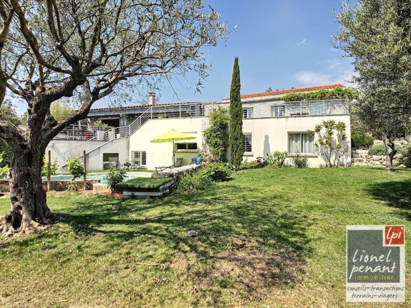 Sale house / villa Villeneuve les avignon 840000€ - Picture 1