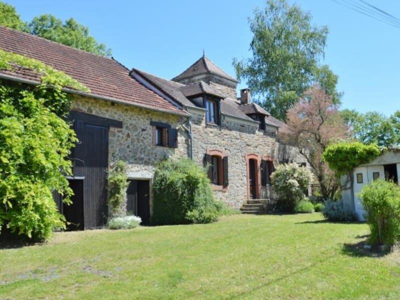 Deluxe sale house / villa Ladignac le long 211000€ - Picture 1