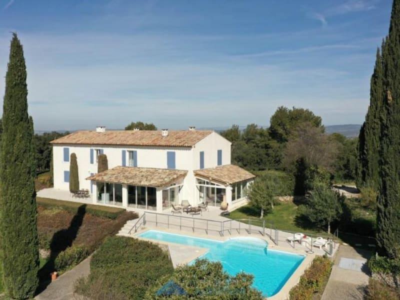 Deluxe sale house / villa Eguilles 1950000€ - Picture 1