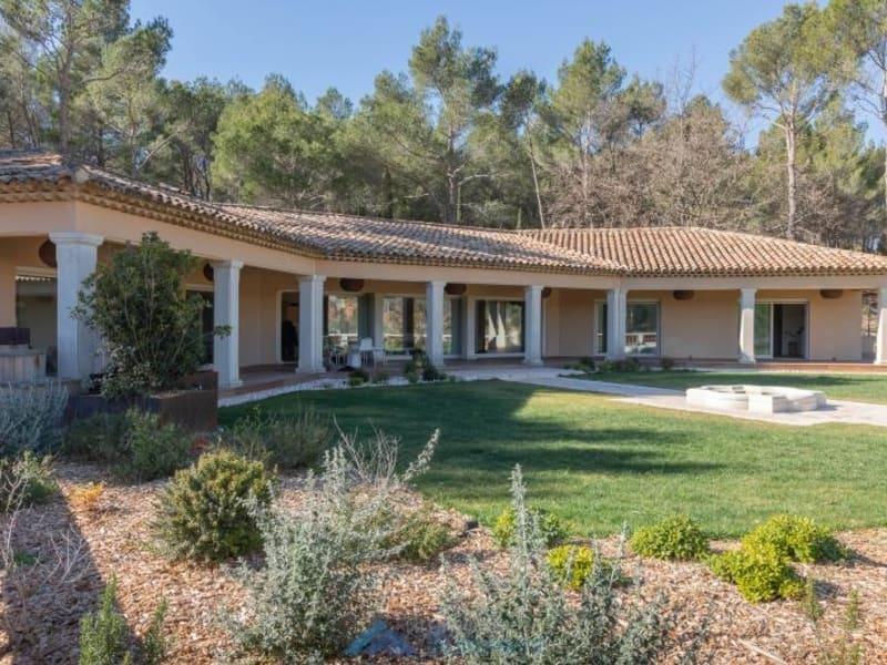 Verkoop van prestige  huis Le tholonet 4400000€ - Foto 3