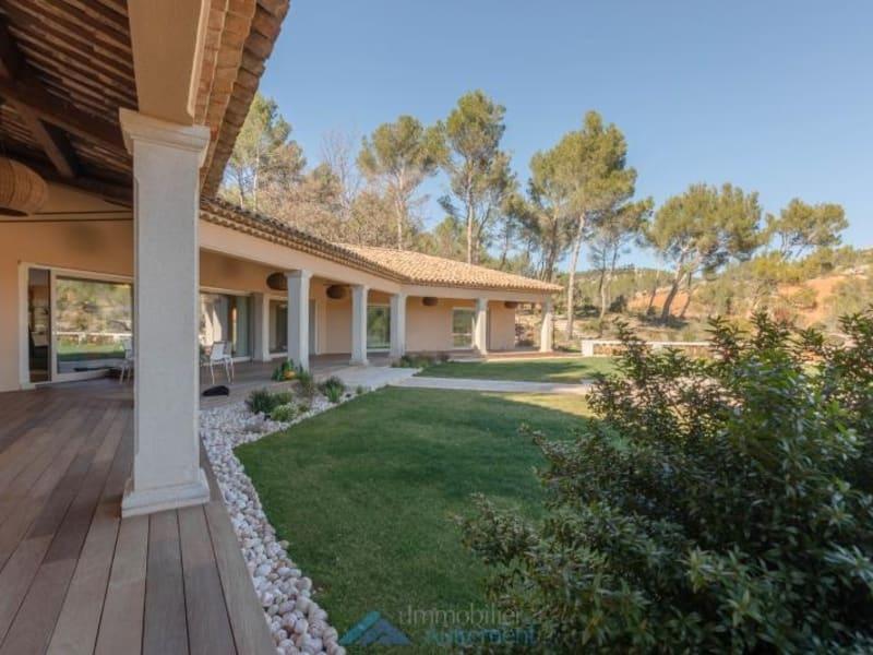 Verkoop van prestige  huis Le tholonet 4400000€ - Foto 4