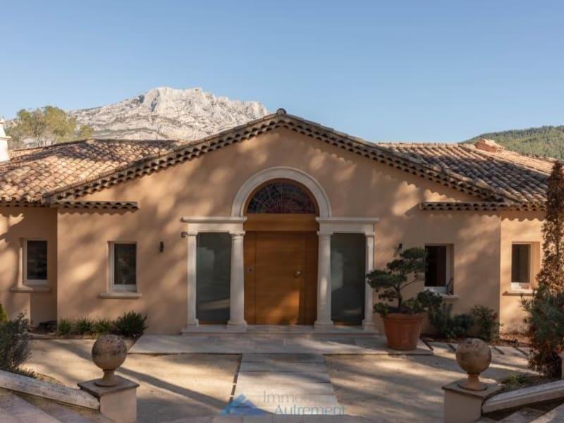 Verkoop van prestige  huis Le tholonet 4400000€ - Foto 7