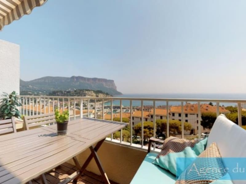 Vente appartement Cassis 375000€ - Photo 1