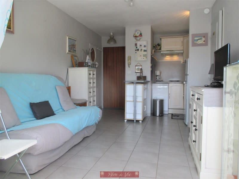 Sale apartment Le lavandou 157900€ - Picture 1