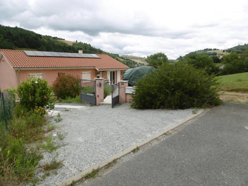 Location appartement St clement sur valsonne 770€ CC - Photo 1