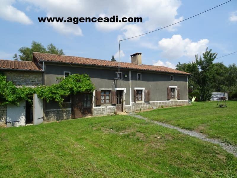 Vente maison / villa Pamproux 113400€ - Photo 1