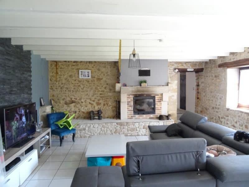Vente maison / villa Pamproux 113400€ - Photo 2