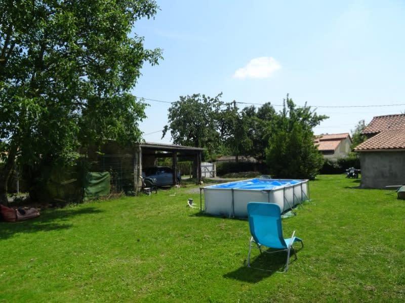 Vente maison / villa Pamproux 113400€ - Photo 5