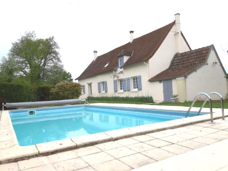 Sale house / villa St menoux 265000€ - Picture 1