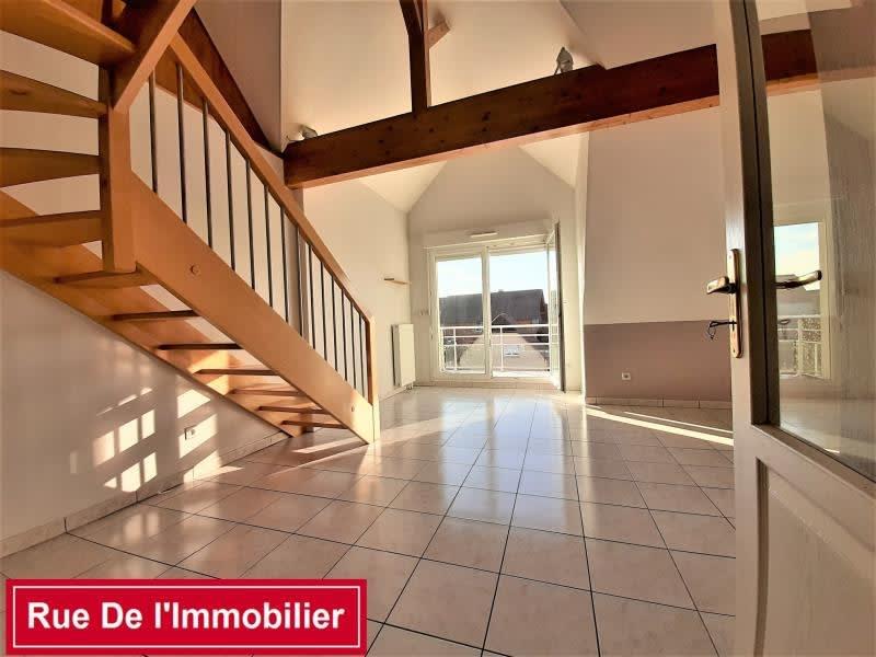 Sale apartment Hoerdt 270000€ - Picture 2