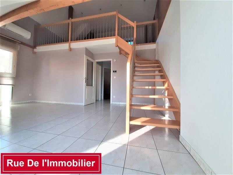 Sale apartment Hoerdt 270000€ - Picture 3