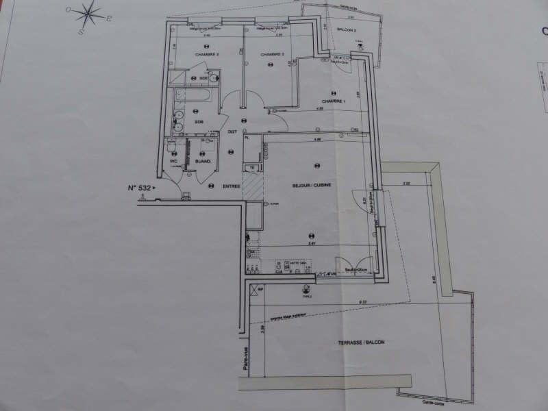 Vente appartement Haguenau 296800€ - Photo 3