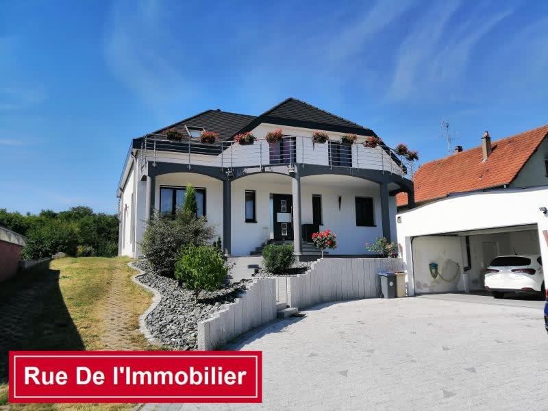 Deluxe sale house / villa Reichshoffen 630000€ - Picture 1