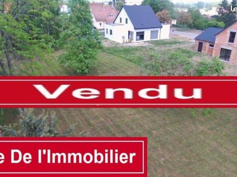 Vente terrain Marmoutier 123921€ - Photo 1