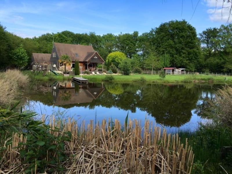 Vente maison / villa Brinon sur sauldre 290000€ - Photo 1