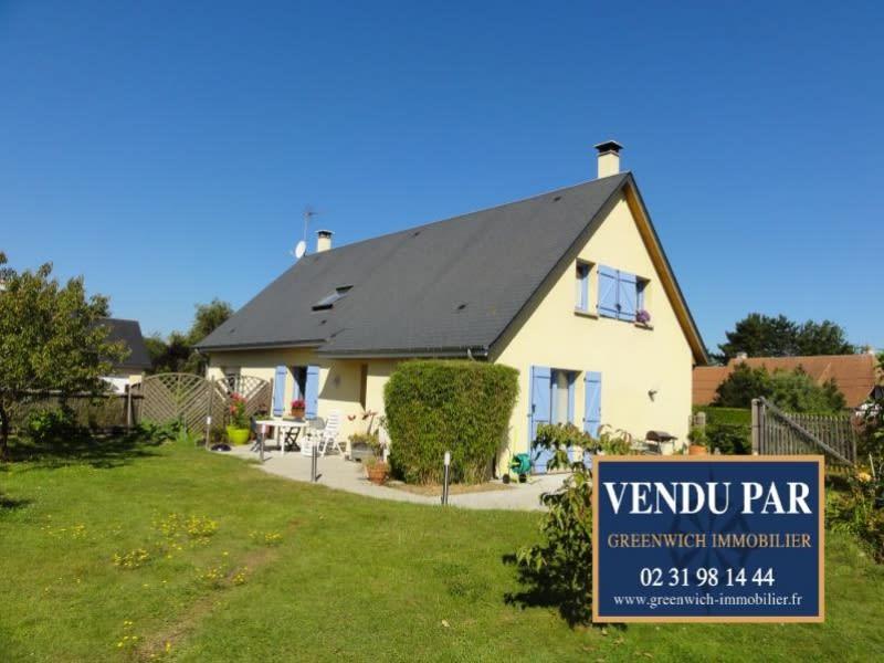 Sale house / villa Villers sur mer 325000€ - Picture 1