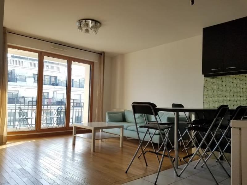 Sale apartment Levallois perret 730000€ - Picture 2