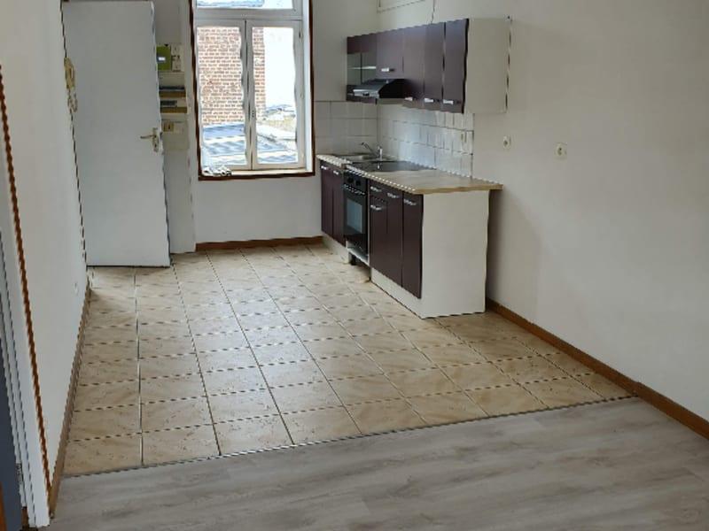 Rental apartment Caudry 460€ CC - Picture 1