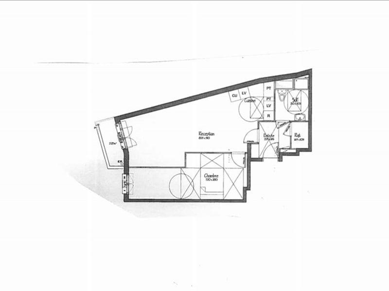 Rental apartment St denis 1223,78€ CC - Picture 2