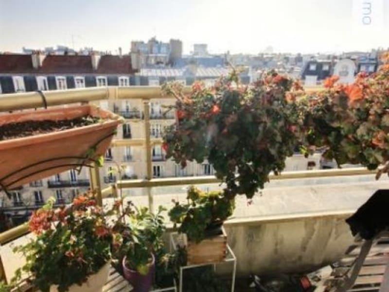 Sale apartment Paris 16ème 899000€ - Picture 2