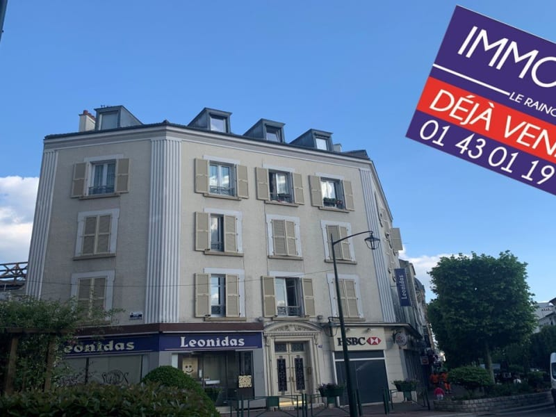Vente appartement Le raincy 139 000€ - Photo 1