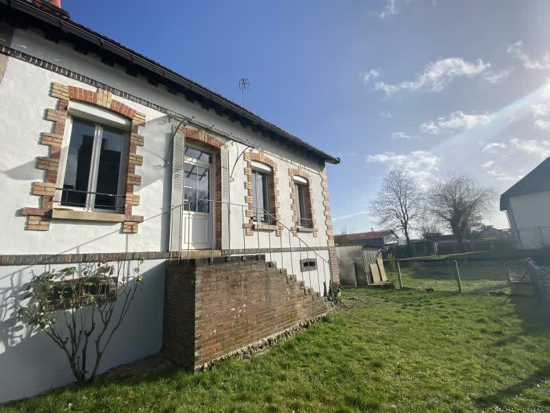 Sale house / villa Charny 119000€ - Picture 1