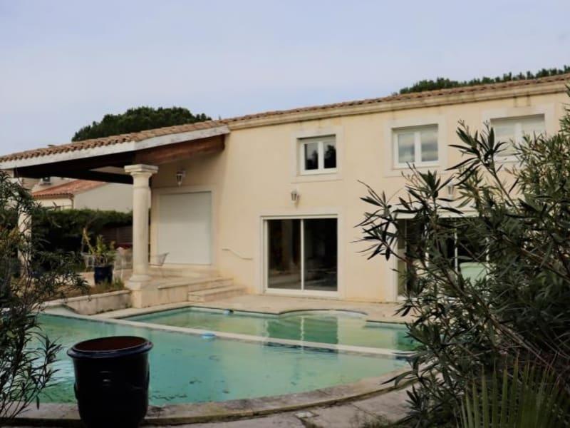 Vendita casa Nimes 478000€ - Fotografia 1