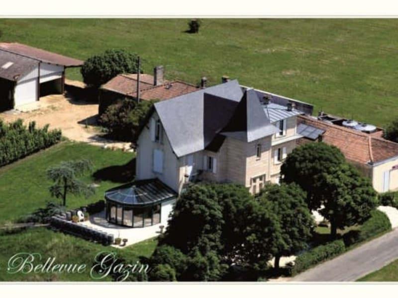 Vente maison / villa Plassac 640000€ - Photo 2