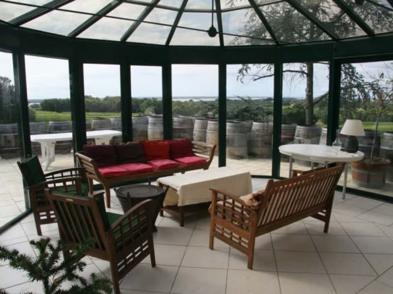 Vente maison / villa Plassac 640000€ - Photo 4