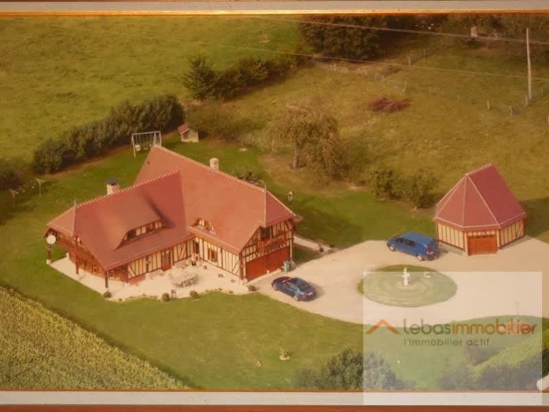 Vente maison / villa Caudebec en caux 331000€ - Photo 2