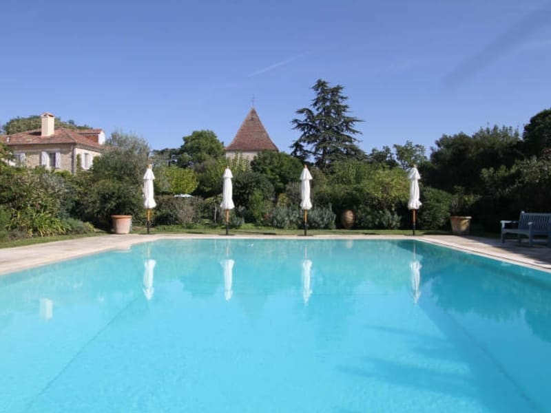 Verkoop van prestige  huis Roquelaure 1795000€ - Foto 6