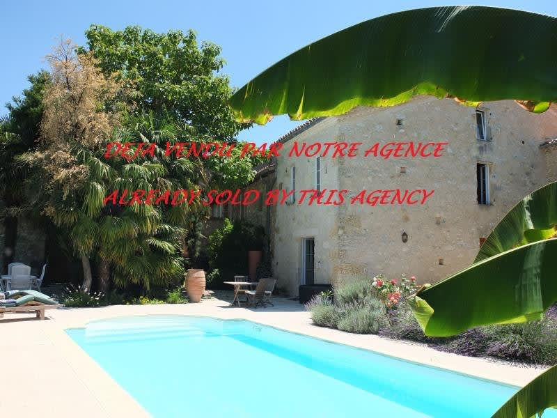 Sale house / villa Fleurance 399 000€ - Picture 1