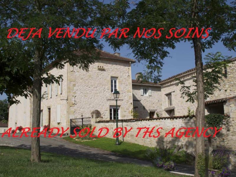 Sale house / villa Secteur lectoure 270000€ - Picture 1