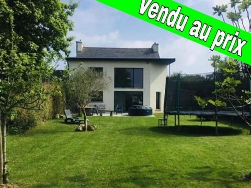 Vente maison / villa Plougonvelin 393000€ - Photo 1