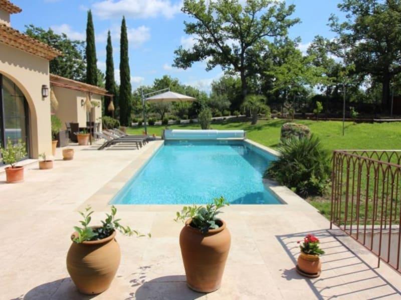 Vente de prestige maison / villa Tourrettes 1170000€ - Photo 5