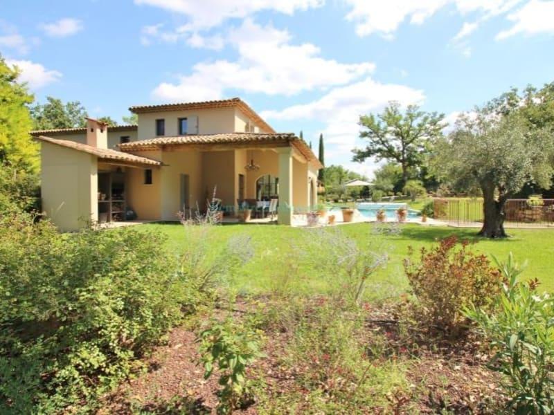 Vente de prestige maison / villa Tourrettes 1170000€ - Photo 6