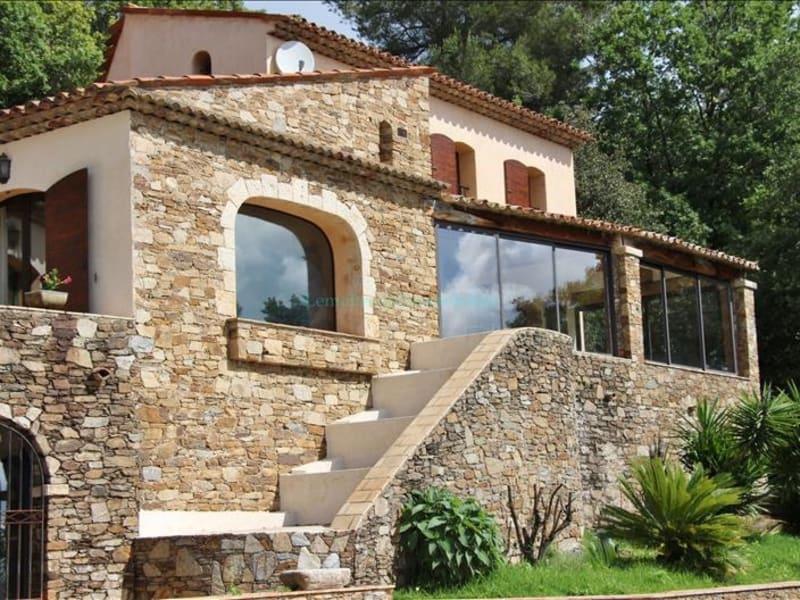 Vente maison / villa Le tignet 890000€ - Photo 4