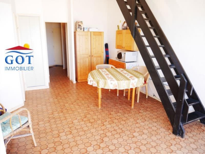 Vente appartement Le barcares 120 000€ - Photo 2