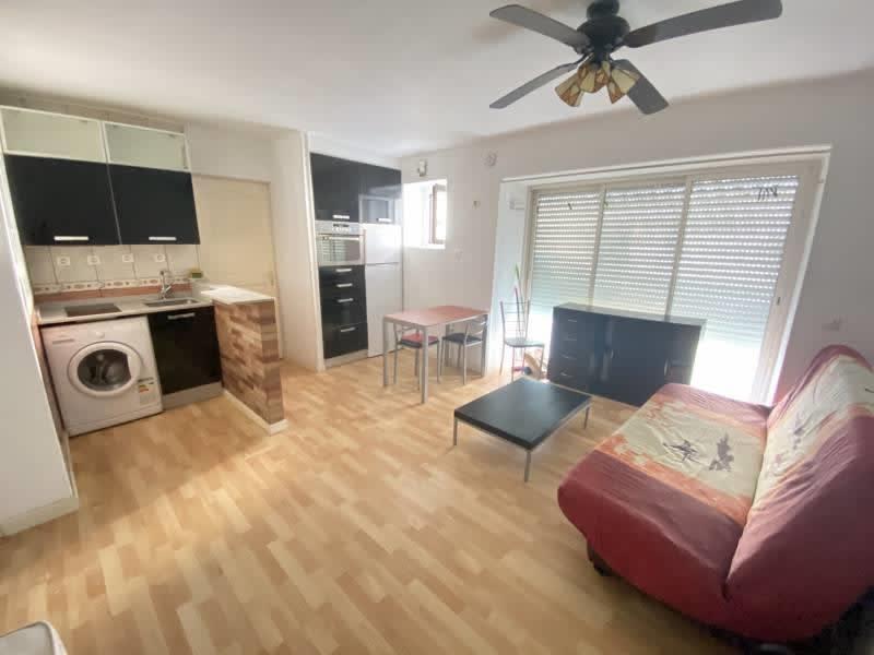 Sale apartment Behobie 76000€ - Picture 1