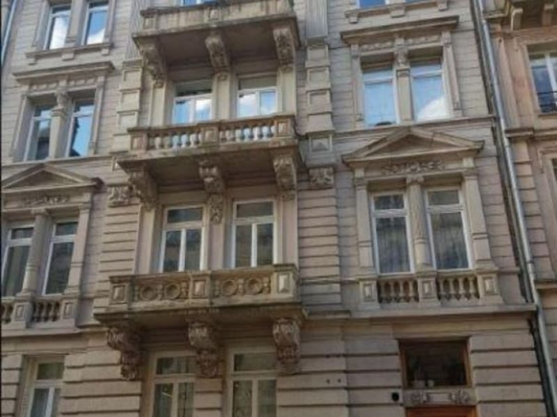 Rental apartment Strasbourg 970€ CC - Picture 1