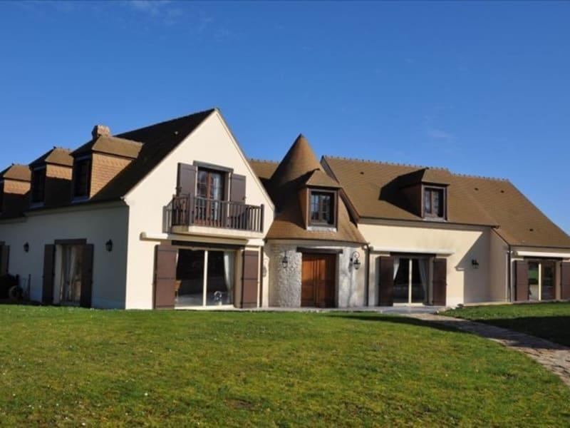 Sale house / villa Feucherolles 950000€ - Picture 1