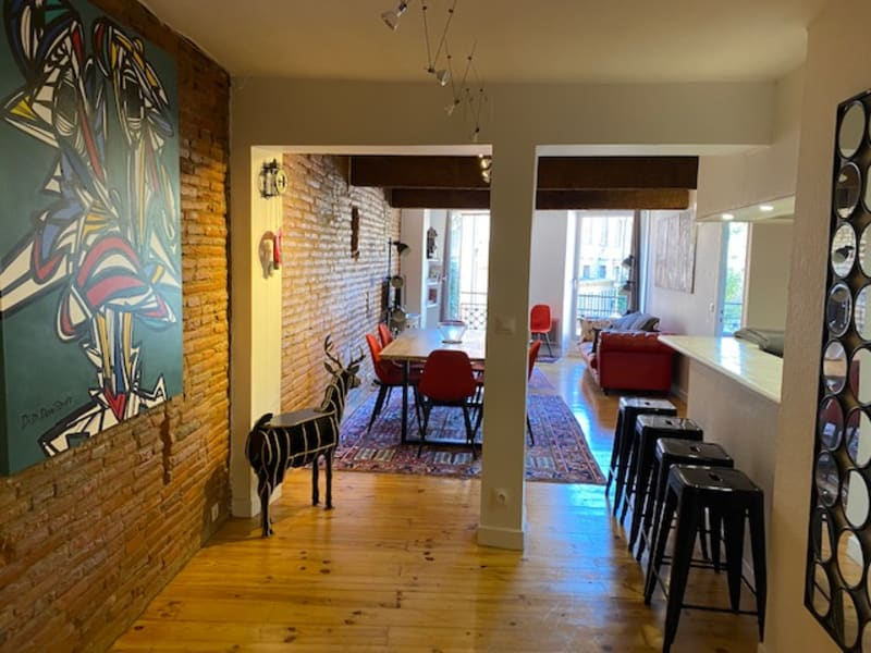 Vente appartement Toulouse 569000€ - Photo 1