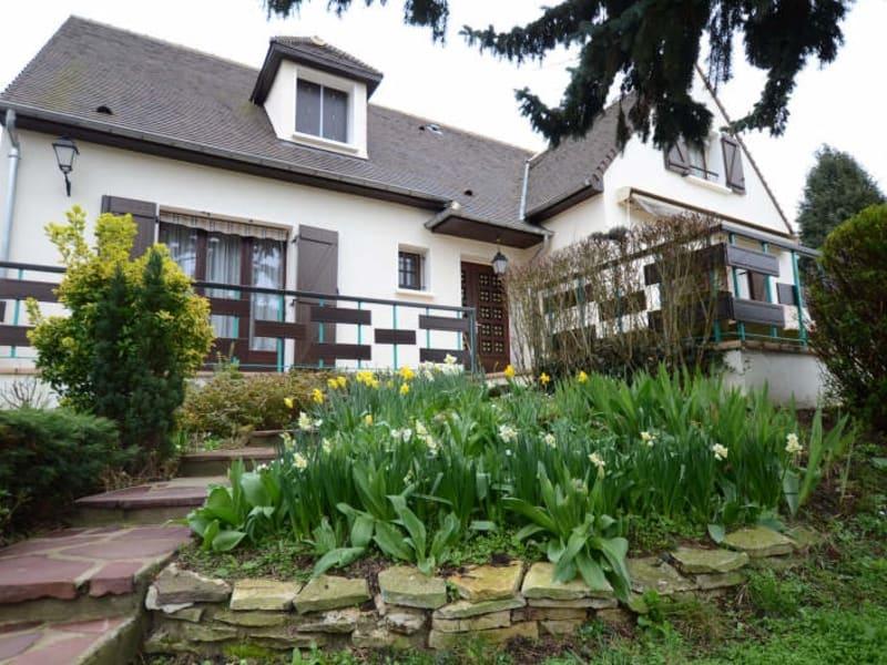 Vente maison / villa Bois d arcy 598500€ - Photo 1