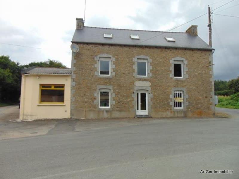 Sale house / villa Plesidy 117700€ - Picture 1