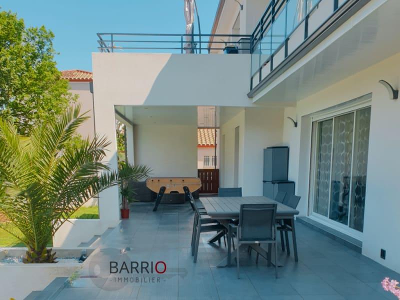 Vente maison / villa Laroque des alberes 503000€ - Photo 8