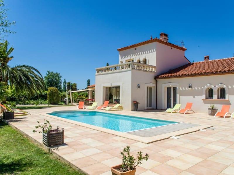 Vente de prestige maison / villa Argeles plage 1470000€ - Photo 1