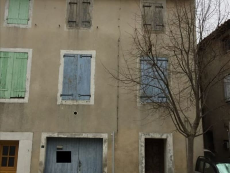 Vente maison / villa Carcassonne 65000€ - Photo 1