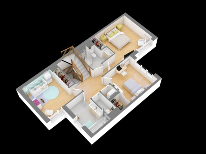 Vente neuf maison / villa Colombes  - Photo 3