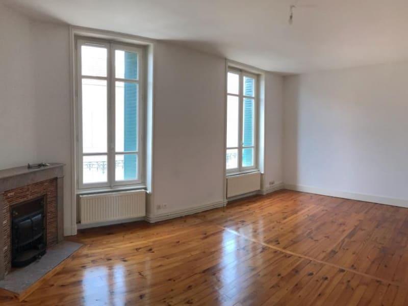 Rental apartment Roanne 550€ CC - Picture 1